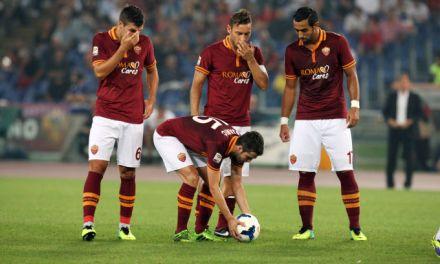 roma-bologna-5-0-pjanic-sistema-palla-punizione