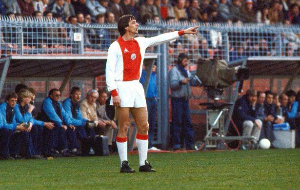 Johan-Cruyff-of-Ajax